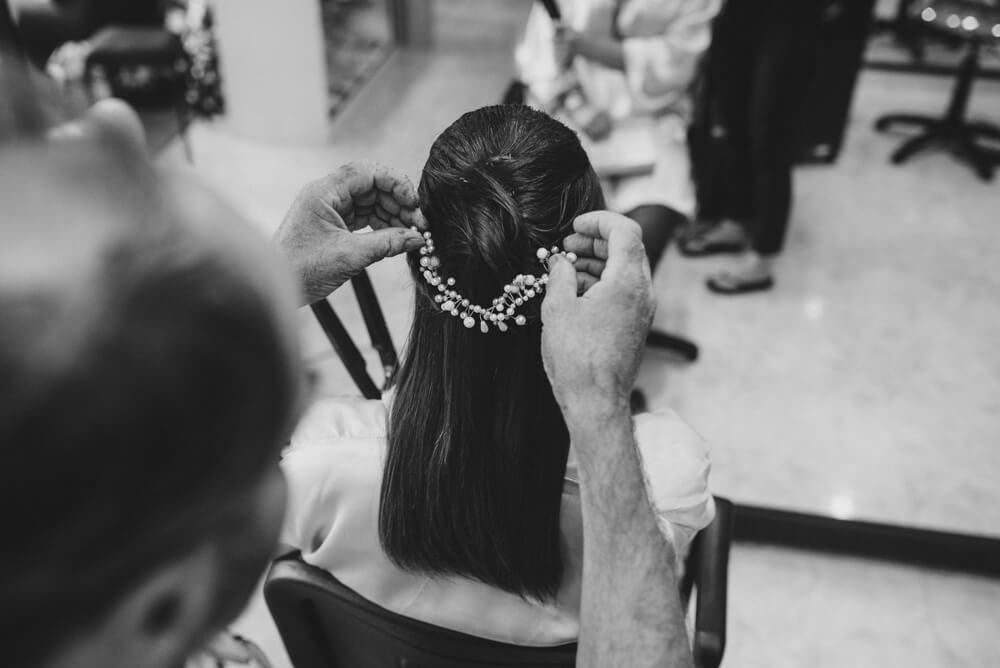 getting ready de boda en balcarce por nostra fotografia