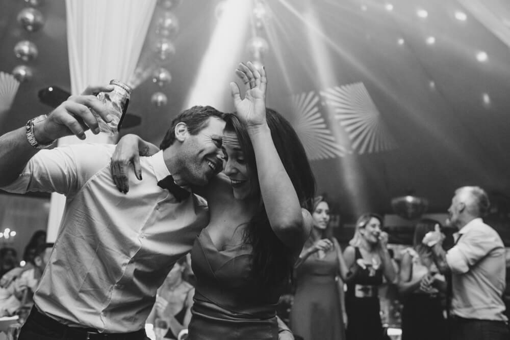 fotos de la boda en la caseta mar del plata