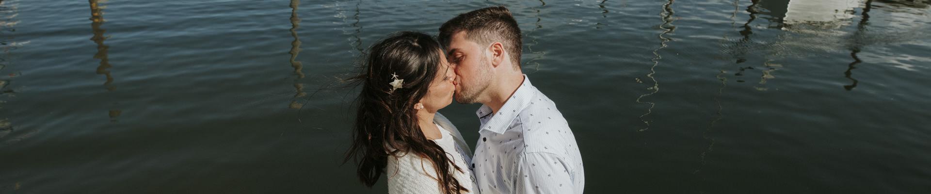 post boda trash the dress en mar del plata por nostra fotografia